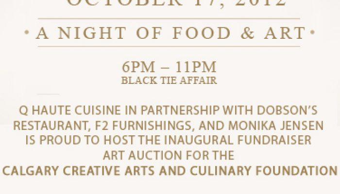 Calgary Arts and Culinary Foundation
