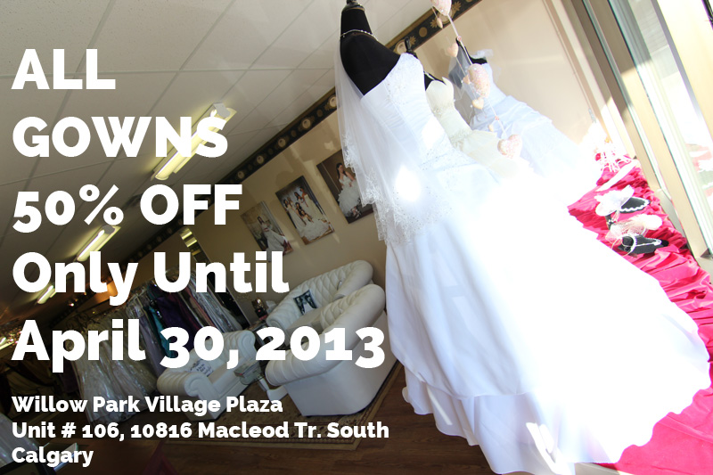 Calgary Bridal Shops Marketing How to prevent a Going Out of ...