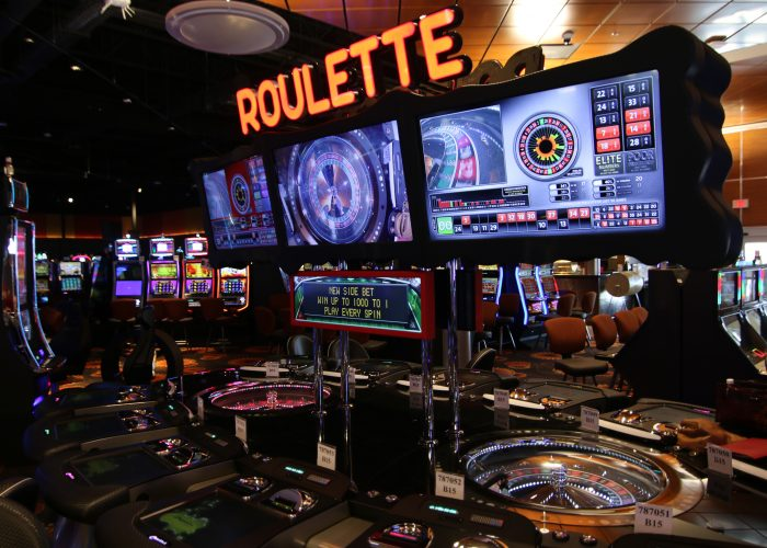 Century Downs Racetrack and Casino Calgary