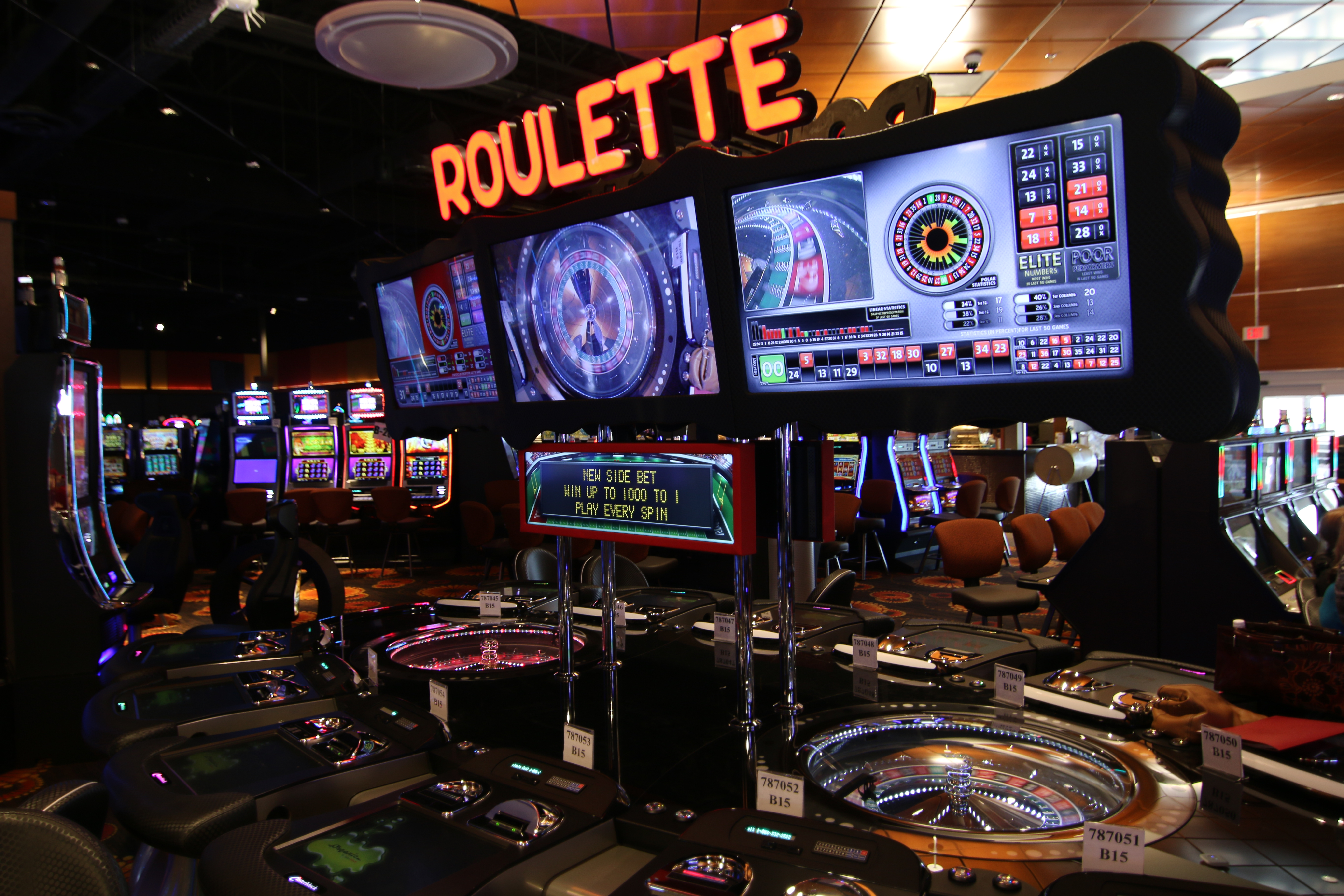 Century Downs Racetrack Casino Calgary Roulette