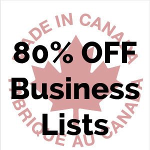 cheap business fax lists