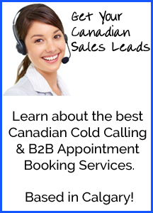 cold calling calgary lead generation services
