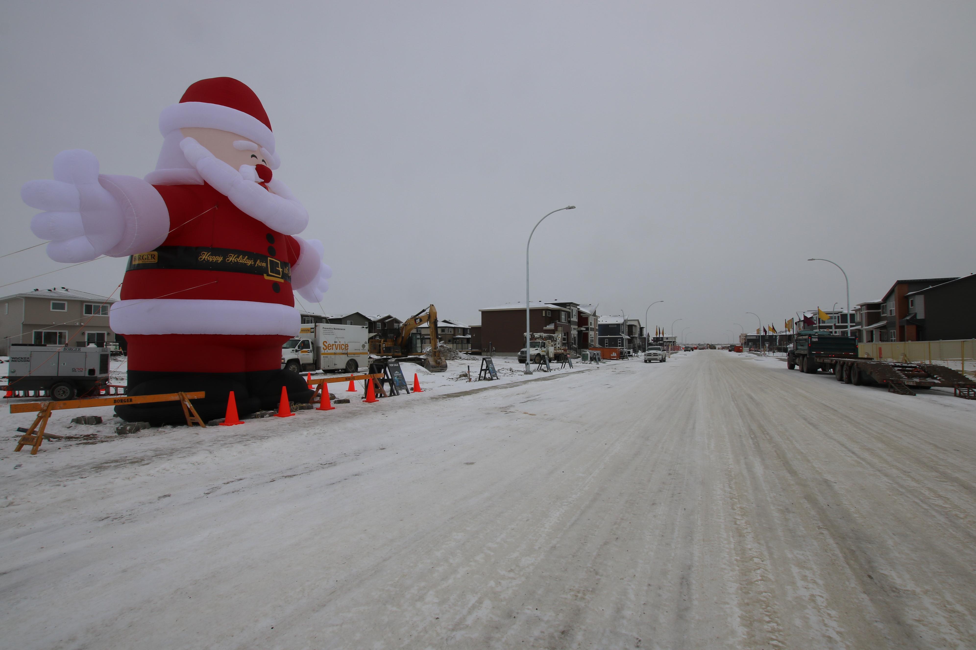 Cornerstone Calgary Santa 010