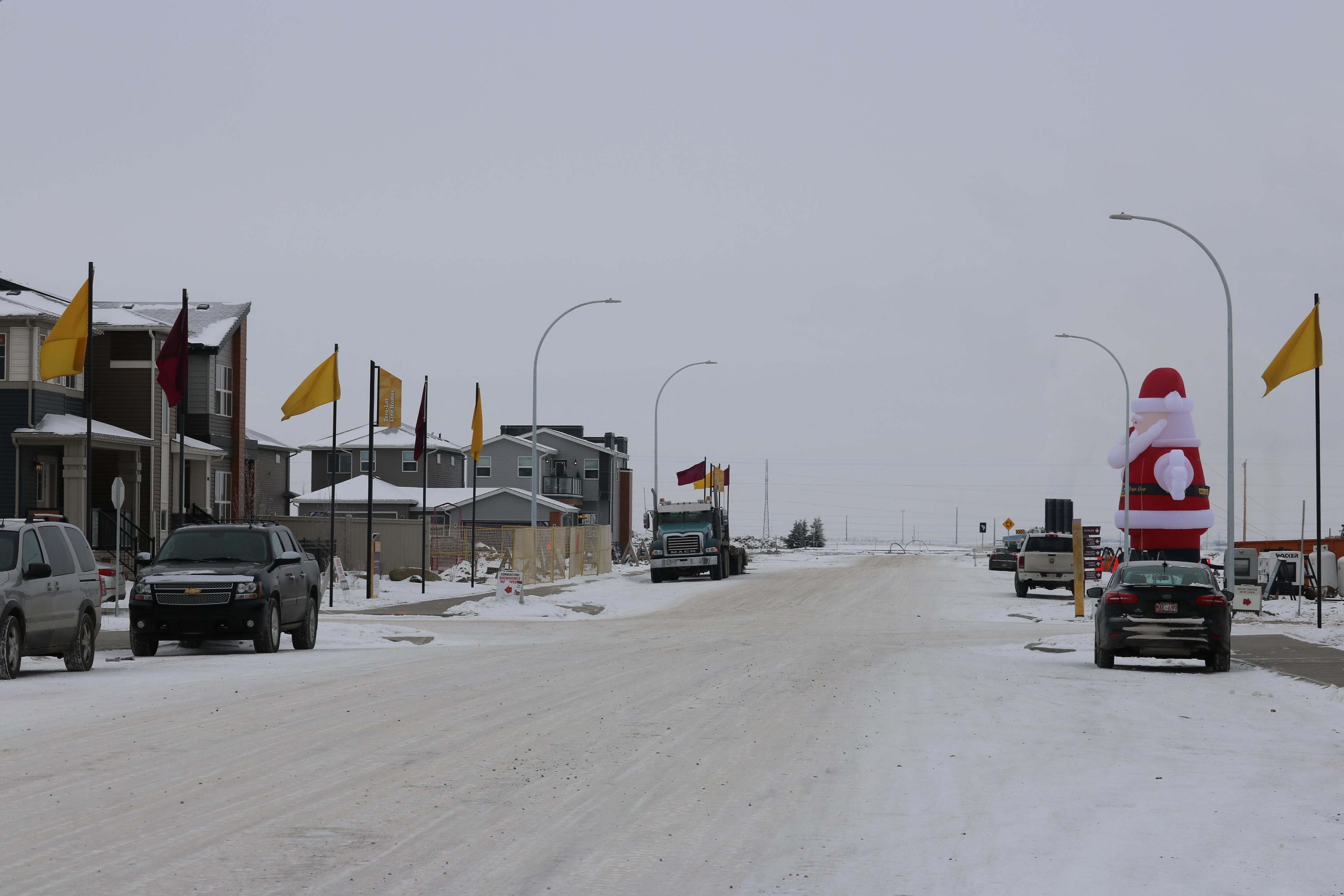 Cornerstone Calgary Santa 027